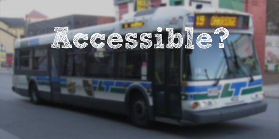 Letter to the Accessible Public Transit Advisory Committee