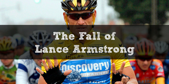 Sickness, Heroes, and the Fall of Lance Armstrong