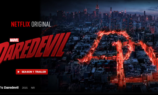 Daredevil (2015) – A World on Fire